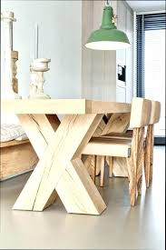 table cuisine en pin table cuisine pin cool table cuisine bois brut table de cuisine bois