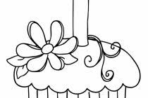 cupcake coloring pages to print free printable halloween pumpkin coloring pages aecost net