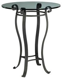 36 round bar height table camino 36quot round pub table bar height charleston forge round bar