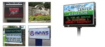 lighted message board signs outdoor signs america signs for businesses churches schools