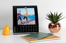 calendrier de bureau personnalisé pas cher calendrier photo pas cher optez pour le calendrier bureau mensuel