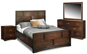 toronto 6 piece queen storage bedroom set pecan value city toronto 6 piece queen storage bedroom set pecan by najarian bedroom furniture toronto 6 piece queen storage bedroom set