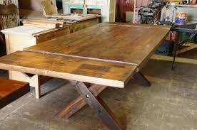 table en bois de cuisine table de cuisine en bois trendy table de cuisine table de cuisine