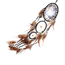 aliexpress buy new handmade dreamcatcher wind chimes wolf