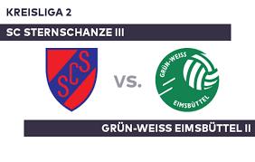 Hammonia Bad Grün Weiss Eimsbüttel Ii Herren Kreisliga 2 Fussifreunde Hamburg