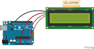 use your lcd with i2c nerdshed