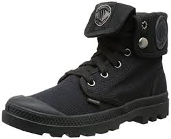 s palladium boots uk amazon com palladium s baggy canvas boot mid calf