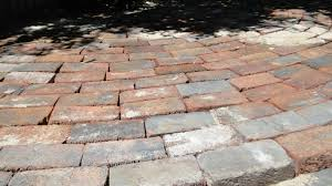 How To Build A Patio by Patio Pavers With Grout Installing A Paver Patio Part Two Love