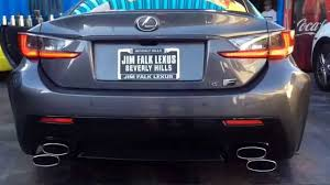 lexus jim falk 2015 lexus rc f magnapck catback exhaust custom made by