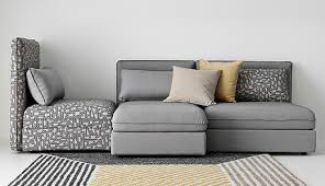 small grey sectional sofa sectional sofas couches ikea