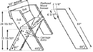 Wood Bench Designs Plans A Diy Naturalist Bench Bench Plans And Woodworking