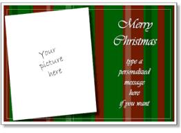 photo insert christmas cards christmas card templates add your own photo printable christmas