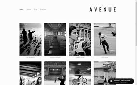 photographers websites best folio for photographers notes on design