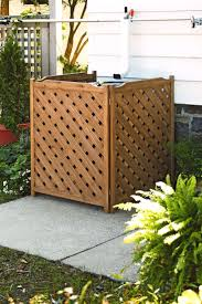 low maintenance garden ideas with lattice the garden inspirations