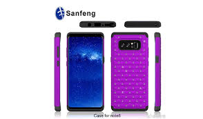 several new renders of sanfeng galaxy note 8 cases leak