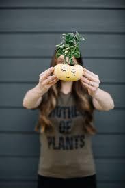 halloween pumpkin planters u2014 love u0026 larock
