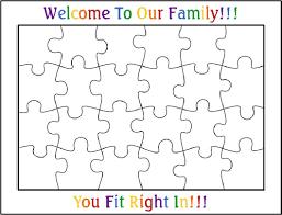 blank puzzle piece template eliolera com