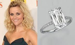 reese witherspoon engagement ring reese witherspoon s engagement ring engagement rings