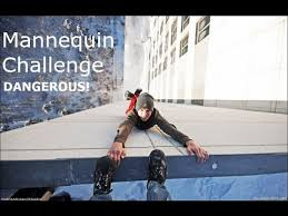 Challenge Dangerous Mannequin Challenge Most Dangerous Must
