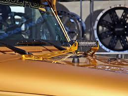 jeep light bar mount rigid 40332 10 inch led light bar hood mount jeep wrangler jk