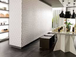indoor tile wall mounted ceramic 3 d oxo hannover blanco