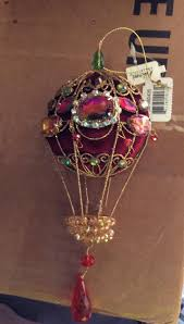 katherine s collection steunk air balloon ornament