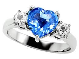 blue topaz engagement rings k genuine 8mm shape blue topaz engagement ring size 8