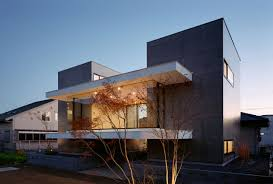 Japan Modern Home Design by Contemporary Home Outotunoie Architected By Ma Style Architects