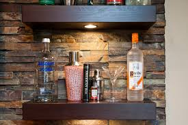Home Wet Bar Decorating Ideas Bar Shelving Ideas Home Bar Traditional With Bar Sink Diamond Wine