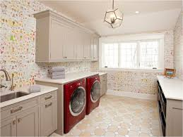 Luxury Laundry Room Design - centsational blog archive wallpapered laundry rooms