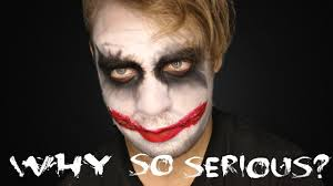 joker heath ledger halloween makeup tutorial youtube