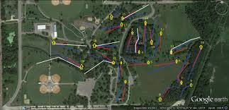 Austin Mn Map by Todd Park Professional Disc Golf Association