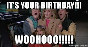 Adventures In Babysitting Meme - it s your birthday woohooo adventures in babysitting