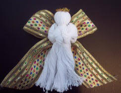 Christmas Decorations Angels Make by Angel Christmas Ornaments And Pins