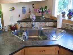 Kitchen Corner Sinks Stainless Steel by Kitchen Corner Double Sink Bathroom Butterfly Sink Undermount