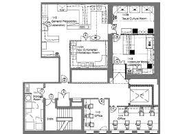 Laboratory Floor Plan Facilities Imperial College London