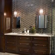 Dark Vanity Bathroom Gray Mediterranean Photos Hgtv