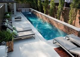 Backyard Pool Ideas by 15 Relaxing Swimming Pool Ideas For Small Backyard Small Pool