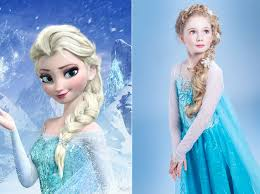 anna from frozen hairstyle frozen elsa hair tutorials for your little cutie parenting