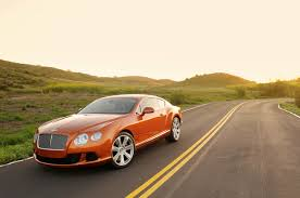 orange bentley bentley continental gt photos featured on autoblog com drew
