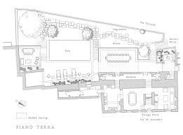 Garden Floor Plan La Casa Dei Fiordalisi