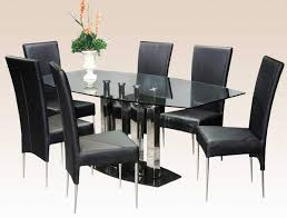 Dining Table Designs In Wood And Glass 8 Seater Artistic Glass Dining Table And 8 Seater Wooden Dining Table Set