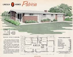 House Plans For Ranch Style Homes Homes And Plans Of The 1940 U0027s 50 U0027s 60 U0027s And 70 U0027s Flickr