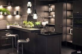 Kitchen Breakfast Bar Design by Kitchen Bar Glamorous Dark Small Wooden Breakfast Bar Under Glass