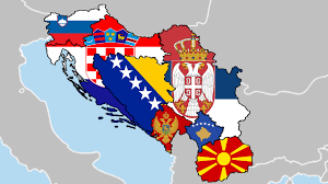 Flags Countries Flags That Make Up What Used To Be Yugoslavia X Post From R