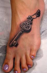 50 best foot tattoos design and ideas