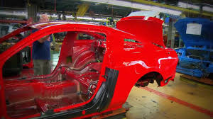 ford mustang assembly plant tour 2013 ford mustang flat rock assembly plant