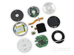 nest motion sensor light nest learning thermostat 2nd generation repair ifixit