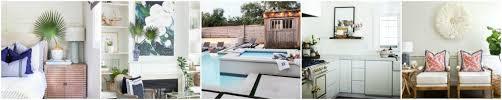 Top 10 Favorite Blogger Home Tours Bless Er House So Black And White Summer Decor Taryn Whiteaker
