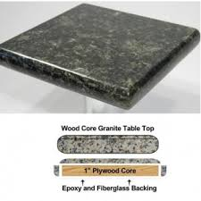 round granite table top restaurant table tops 54 round premium granite